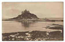 Vintage Postcard St. Michael's Mount, Posted 1929