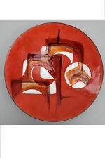 Emaillierte Schale, signiert, wohl 1920er - Limoges