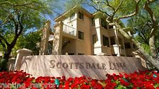 Scottsdale Links Resort AZ condo 3 bdrm sleeps 8 travel Jul July Aug Sep Sept