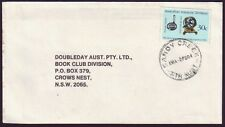 "SOUTH AUSTRALIA POSTMARK ""SANDY CREEK"" ON COMMERCIAL COVER DATED 1984 (PS4708)"