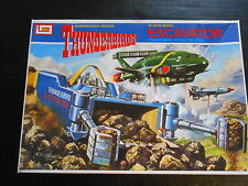 Thunderbirds Excavator IMAI JAPAN model kit boxed