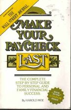 How to Make Your Paycheck Last