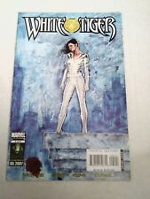 White Tiger #5 of 6 (May 07, Marvel) May 2007 Pierce Liebe Briones Hillsman