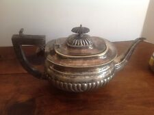 "A VINTAGE SILVER PLATED EPNS TEA POT GGHB Original 6 3/4"" T"
