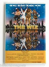 The Wiz FRIDGE MAGNET (2 x 3 inches) movie poster michael jackson wizard of oz