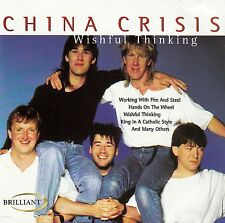 CHINA CRISIS : WISHFUL THINKING / CD (BRILLIANT BT 33043)