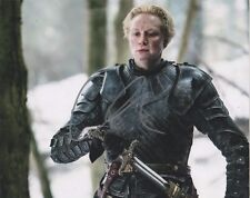 Gwendoline Christie Game of Thrones Autographed Signed 8x10 Photo COA #A2