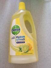 Dettol Clean & Fresh Multipurpose - Sparkling Lemon & Lime Burst 1L