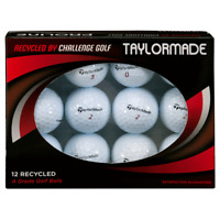 TaylorMade TP5 or TP5X GOLF BALLS Recycled GRADE A  FREE P&P One Dozen
