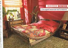 Publicité advertising 118  1984   lit Koopbo liane Philippines Roche-Bobois (2p)