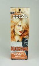 Schwarzkopf Got2b Blickfang Pastell-Spray für dein Blond Candy Apricot