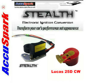Sunbeam Talbot 90 1953-1954 AccuSpark Electronic ignition for Early DM2