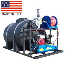 Asphalt Sealcoating System & Accessories - 525 Gallon Hand Agitated - Commercial