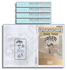 Echelon D356278 1/35 Afrika Korps Palm Trees