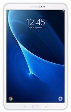 Samsung Galaxy Tab A 10.1 (2016) SM-T585 White (FACTORY UNLOCKED) Wi-Fi + 4G