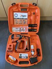 Paslode IM65 F16 2nd Fix Nail Gun. (Complete Kit.)