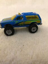 Hot Wheels 1983 Blue Blazer 4x4 Diecast