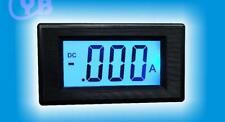 1Pcs Blue DC2mA  LCD Digital AMP Panel Meter
