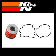 K&N Oil Filter Powersports Motorcycle Oil Filter - Fits Suzuki - KN-133