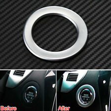 Decorative Ignition Engine Start Stop Button Cover Trim Ring For Explorer 2016