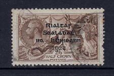 Ireland 1922 Thom Seahorse 2/6 SG44 sc 36 Used (Fault) CV$420+