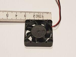 Dreambox 800HD PVR Lüfter Ventilator Kühler Fan 12 Volt 0,04 Ampere