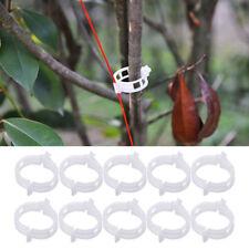 50x Trellis Tomato Clips -Supports/Connects Plants/Vines Trellis/Twine/Cages Pop