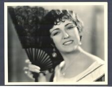 BEAUTIFUL ETHLYNE CLAIRE PORTRAIT BY ELMER FRYER IN NEAR MINT CONDITION
