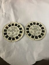 Vintage 1983 View Master Reel A & BMasters of the Universe He Man MOTU