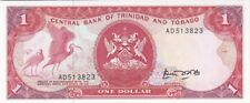 TRINIDAD & TOBAGO : 1 DOLLAR 1985 sign.4 NEUF - P.36a