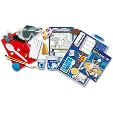 John Adams 40 Safe Laboratory Experiments Kitchen Chemistry Educational Toy Set