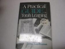 A Practical Guide to Torah Learning by Dovid Landesman