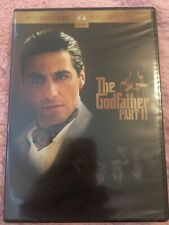 The Godfather Part Ii (Dvd, 2005) Dutch Region 2, Sealed