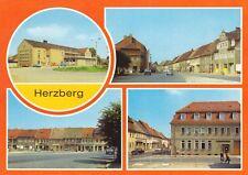 Herzberg , ( DDR ) ,Ansichtskarte