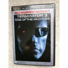 TERMINATOR 3 - Rise of the Machines - NEW 2 DVD - FREE POST mmoetwil@hotmail.com
