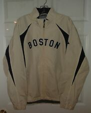 NWT Boston Red Sox Cooperstown Collection by Majestic full zip Jacket - Medium