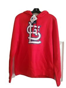 St. Louis Cardinals hoodie NWT adult size M