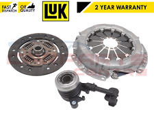 FOR NISSAN QASHQAI 1.6 PETROL 07-11 LUK SET CLUTCH KIT CSC RELEASE BEARING