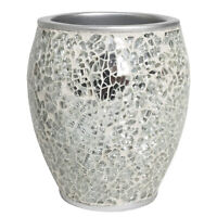 Glamour Bath Accessory Collection Poly Resin Bathroom Tumbler