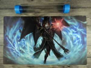 YuGiOh Dragun of Red-Eyes Mat Trading Card Game Playmat Free High Quality Tube
