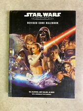 Wizard TSR Star Wars 2002 REVISED CORE RULEBOOK Roleplaying Game RPG Book