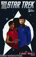 Star Trek Ongoing #51 Subscription Variant Comic Book 2015 - IDW