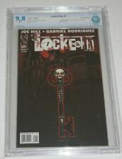 Locke and Key #1 1st Label CBCS 9.8 (IDW 2008) 2nd Print Netflix Joe Hill Rare