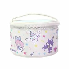 My Melody Cinnamoroll Make Up Box Cosmetic BagTravel Handbag Beauty Case anime