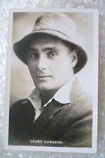 Postcard- HENRY EDWARDS