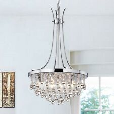 Aubriet 5-Light Crystal Chandelier