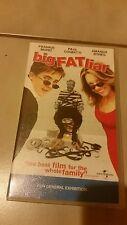 BIG FAT LIAR - FRANKIE MUNIZ - VHS VIDEO