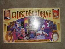 13 DEAD END DRIVE Board Game by Milton Bradley Complete EUC HTF