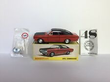 Dinky Toys (France) 1420 Opel Commodore Mint Box - Cold Sweat Charles Bronson