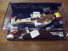 1/43 RENAULT 2009 Showcar Nelson Piquet Jr N. 8